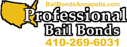 Bail Bonds Annapolis Maryland MD 410-269-6031